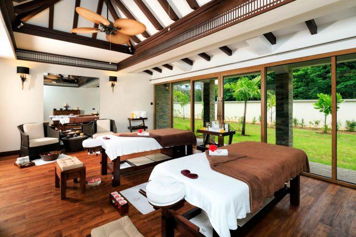 Savoy Seychelles - spa