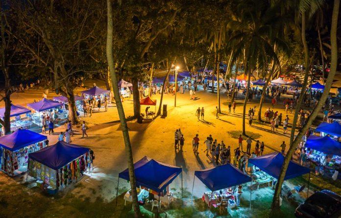 Seychelles: local market