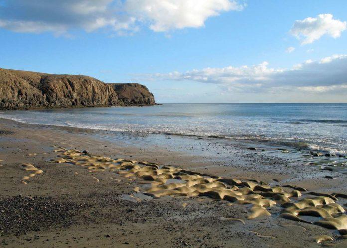 Lanzarote: Playa de las Coloradas
