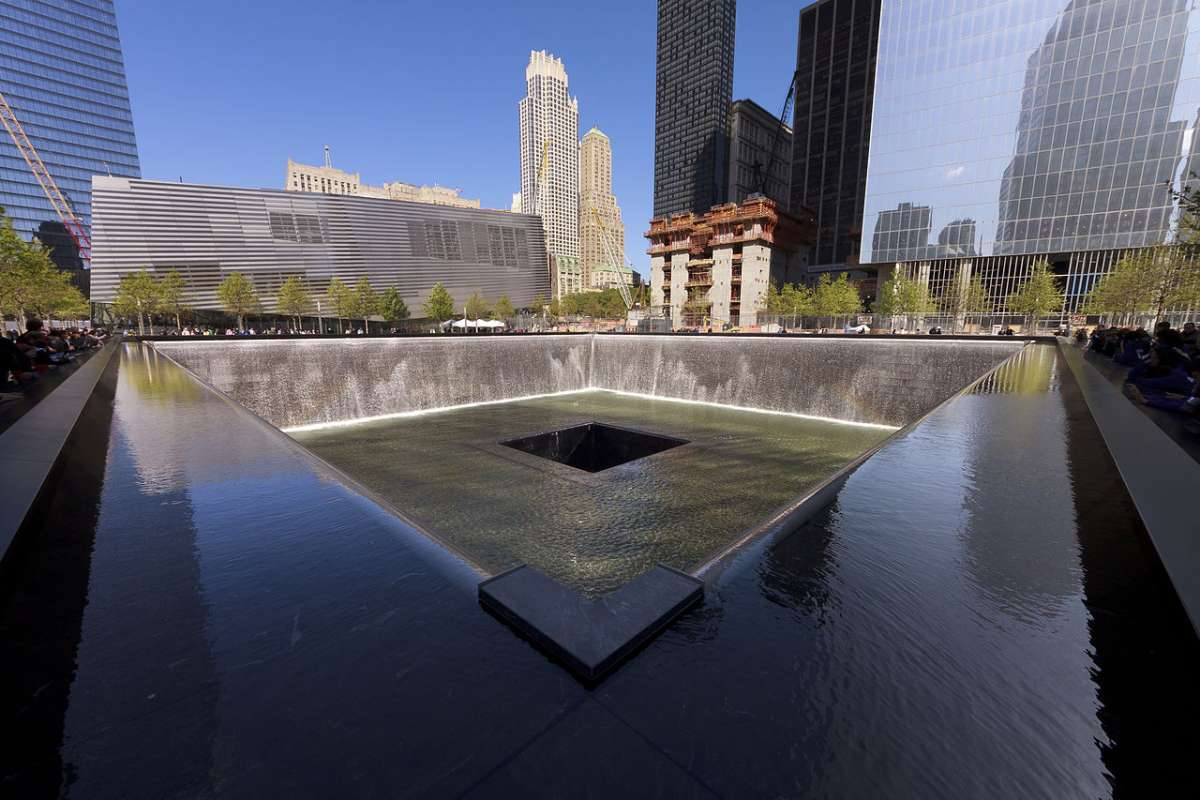 September 11 Memorial, New York