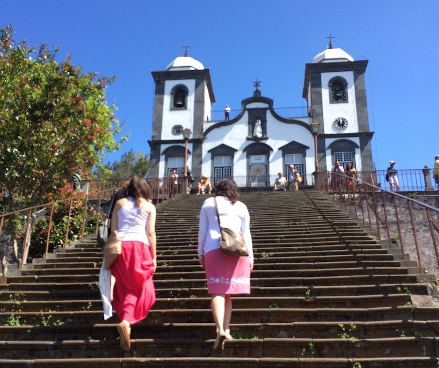 Church of Our Lady of the Monte, Funchal, Madeira
