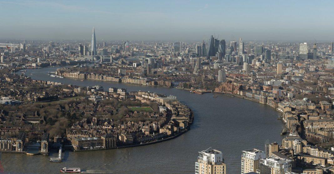 24 Hour London - London panorama day