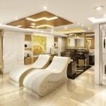 Regent Suite: In-Suite Spa