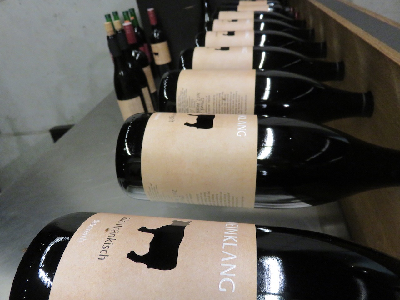 Meinklang, Bio-diverse wines