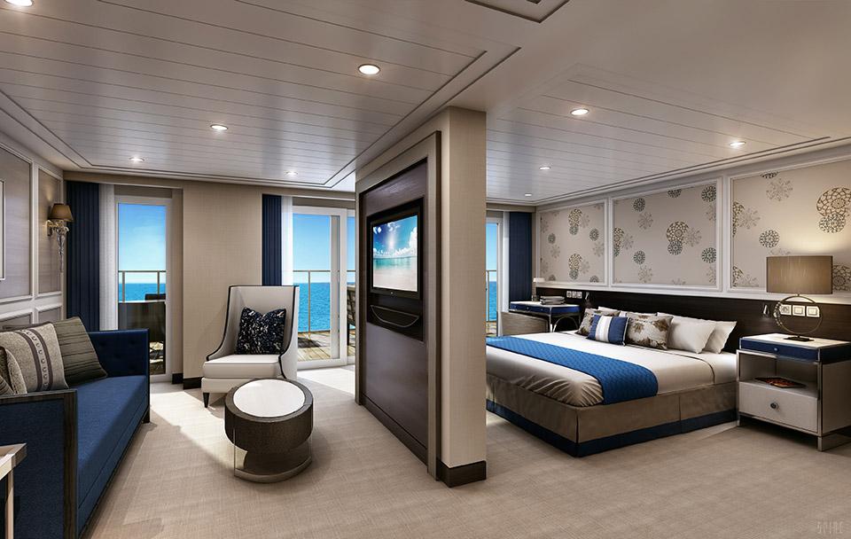 Regent Seven Seas: Penthouse Suite