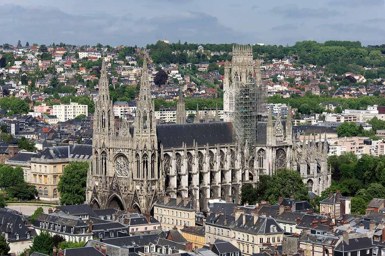 Abbatiale Saint-Ouen, Rouen
