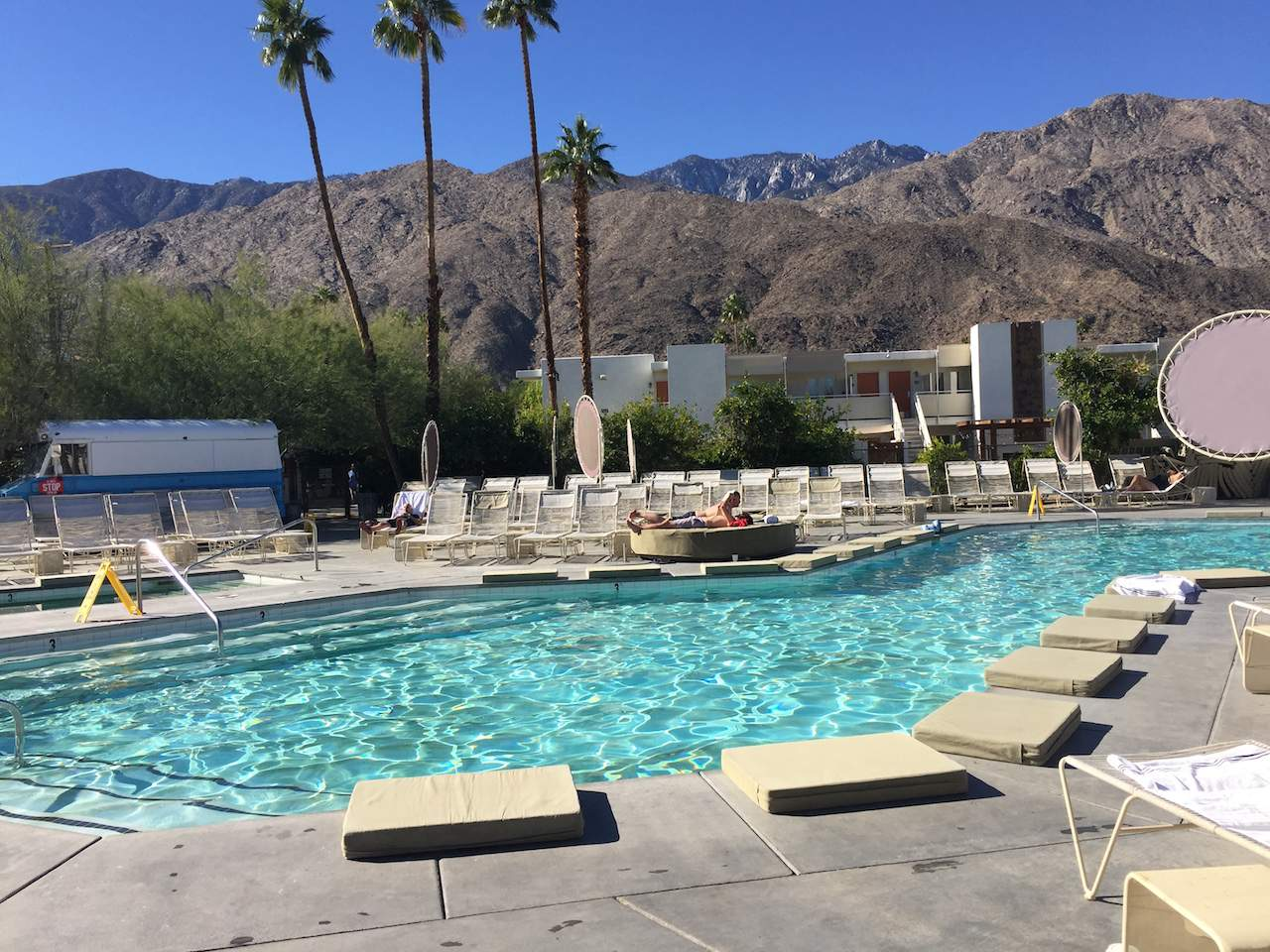 Ace Hotel, Palm Springs - pool