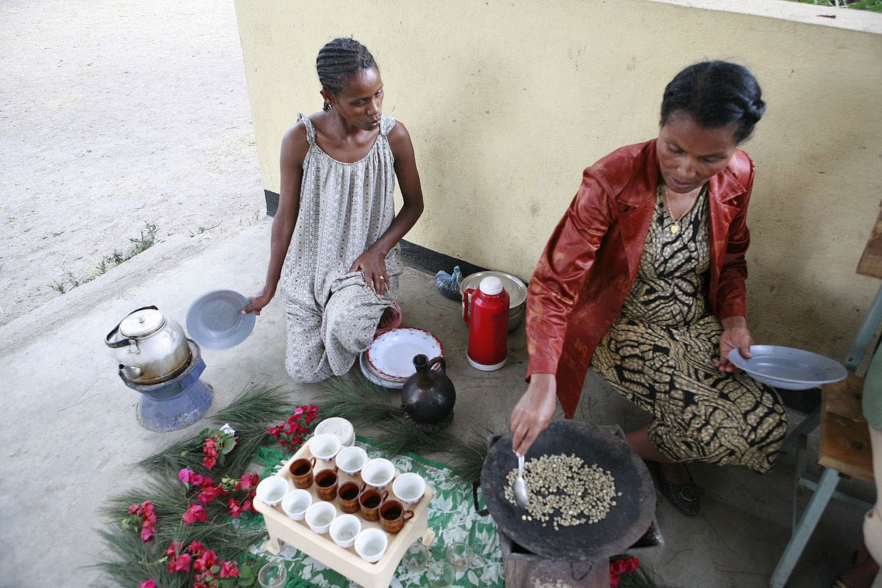 24 hours in Addis Ababa, Ethiopia