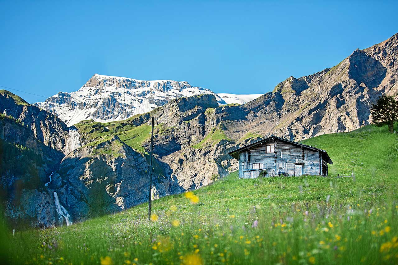 Adelboden - Alphuette