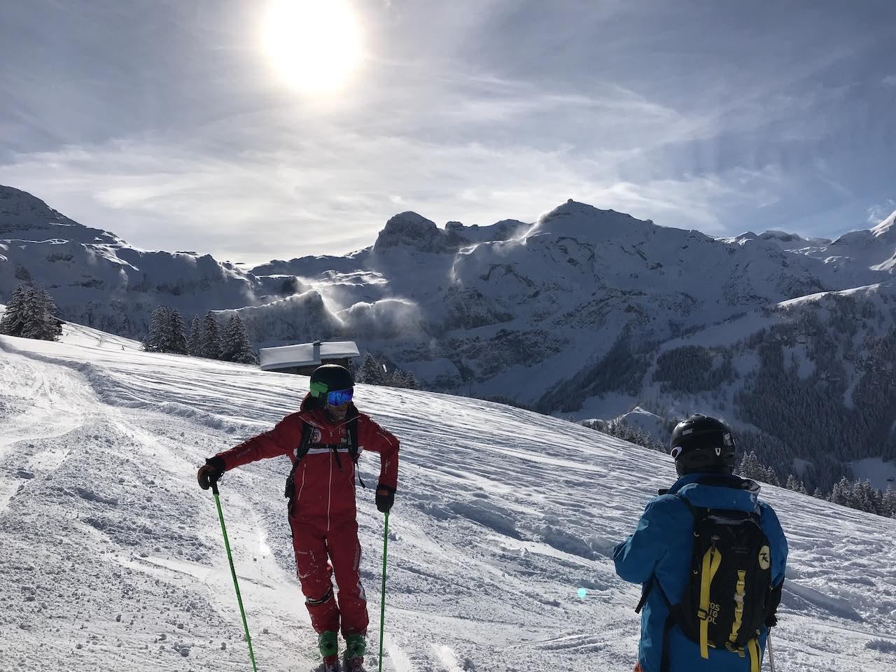 Adelboden ski