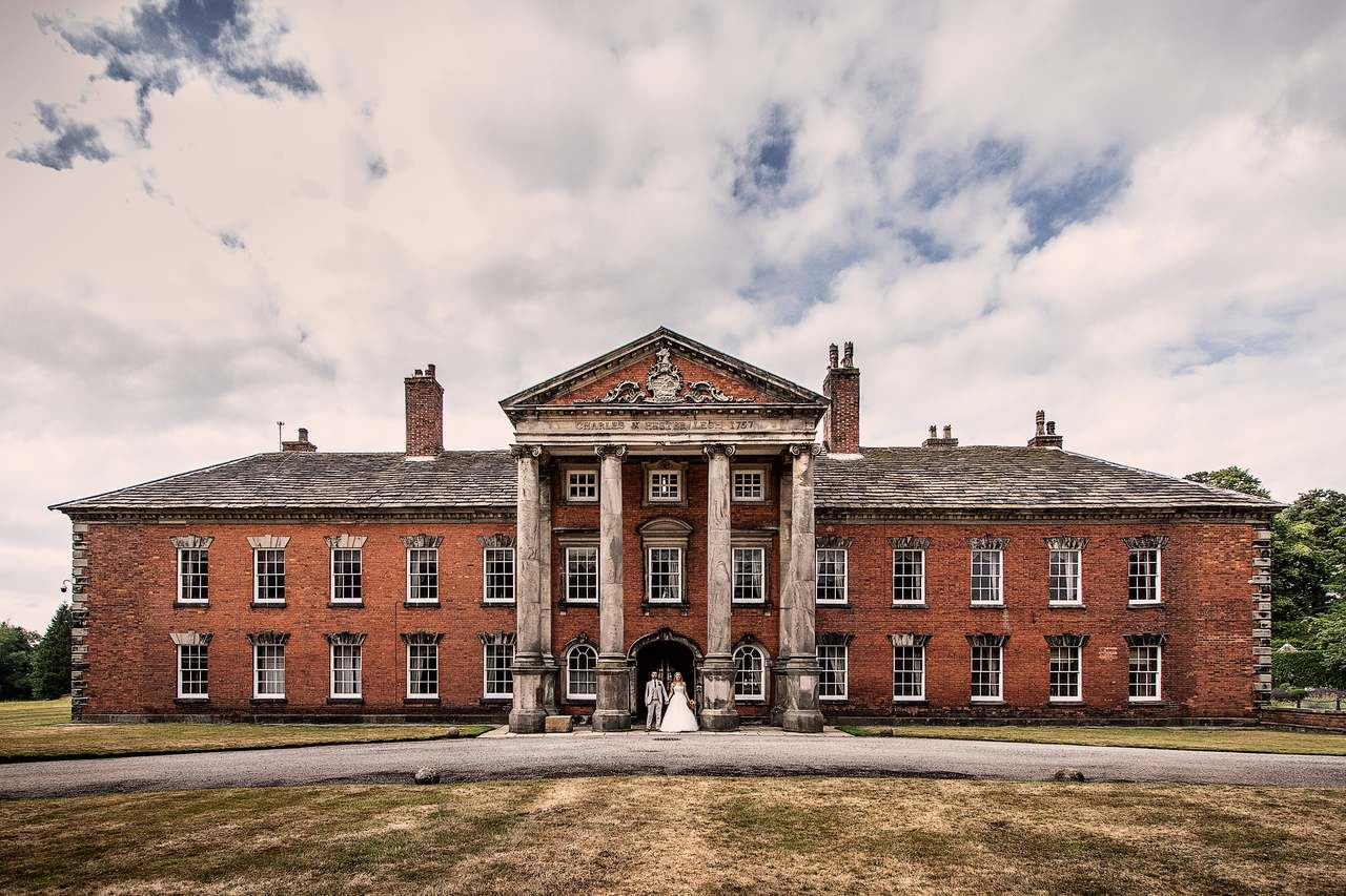 Adlington Hall - Wedding Venue - Winner