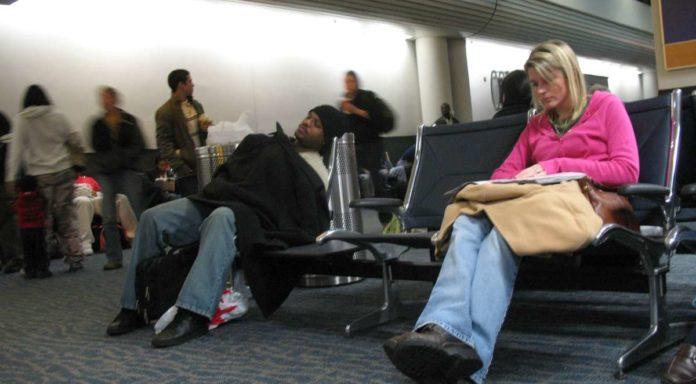 Airport - flight delay