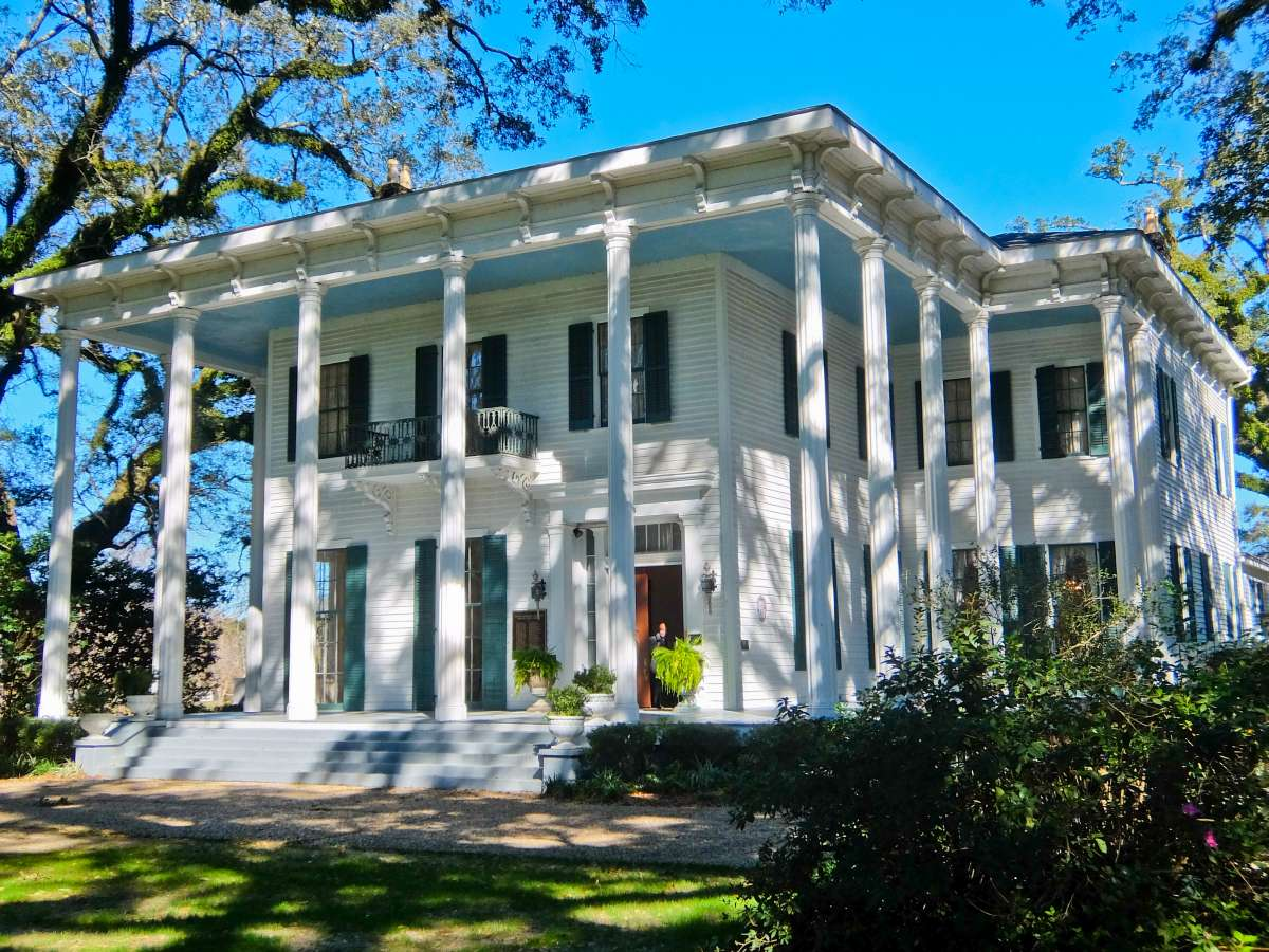 Alabama - Bragg-Michell Mansion Mobile