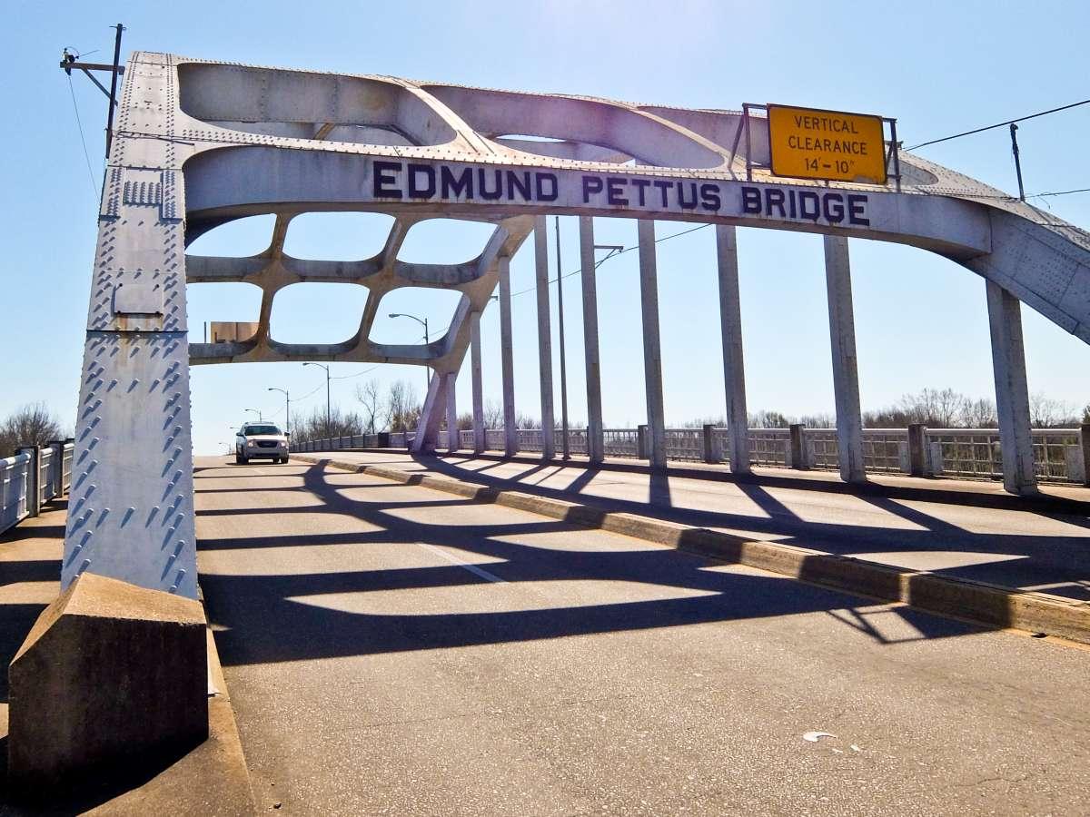 Alabama - Edmund Pettus Bridge