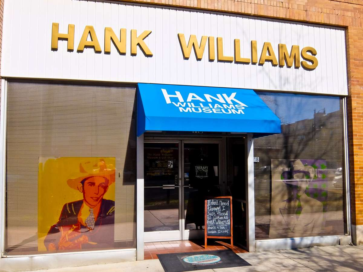 Alabama - Hank Williams Museum