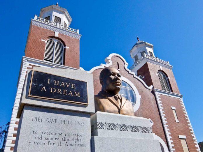 Alabama - Selma Browns Chapel African Methodist Episcopal Church