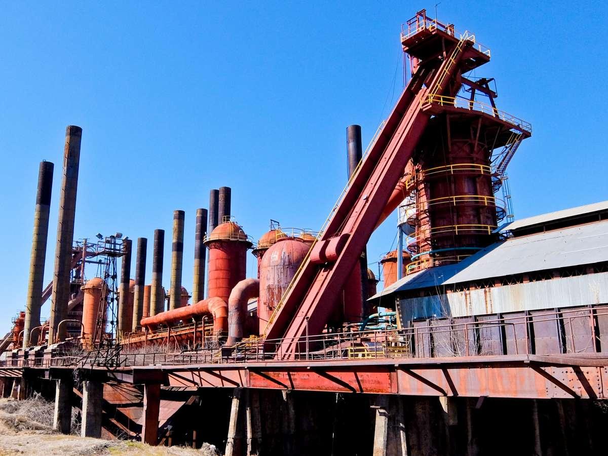 Alabama - Sloss Furnaces