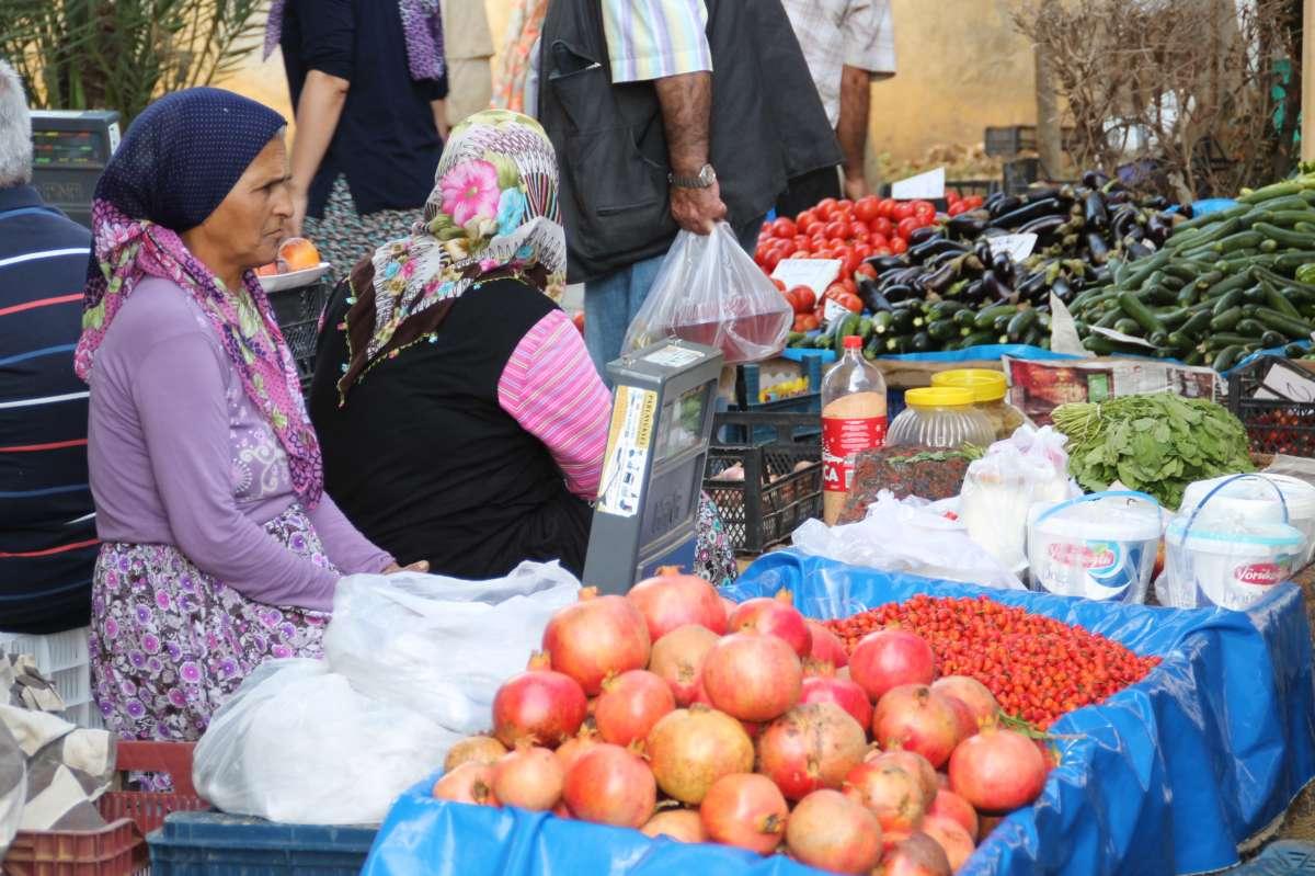Alanya - a snapshot of market life