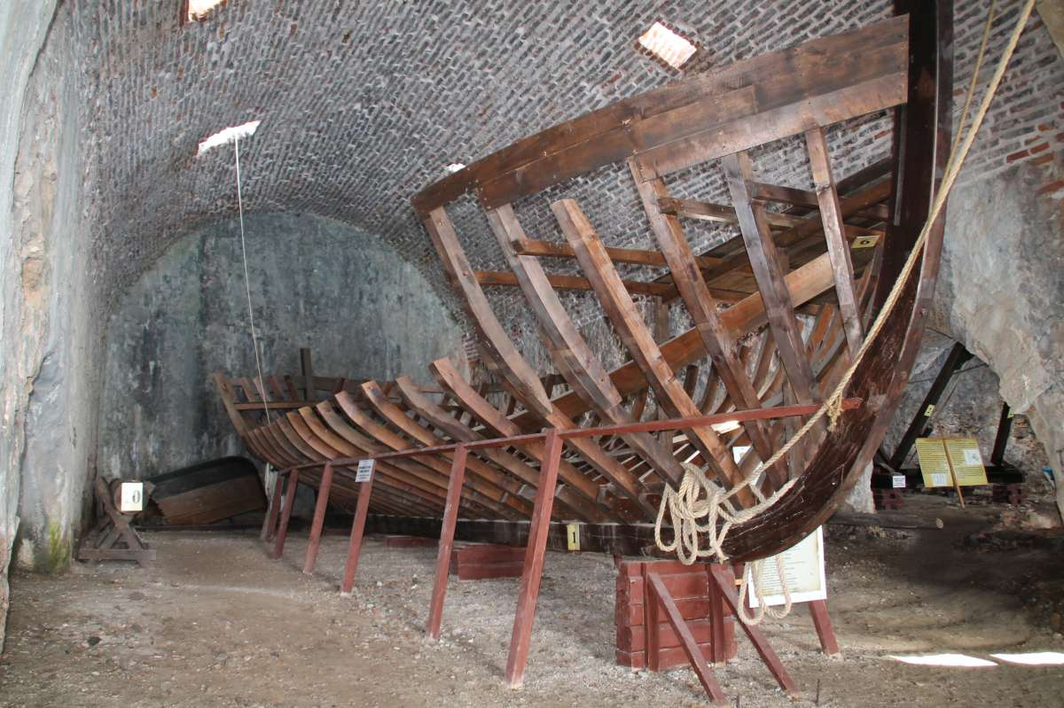 Tersane shipyard, Alanya