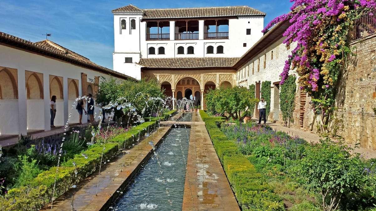Alhambra: Generalife Palace
