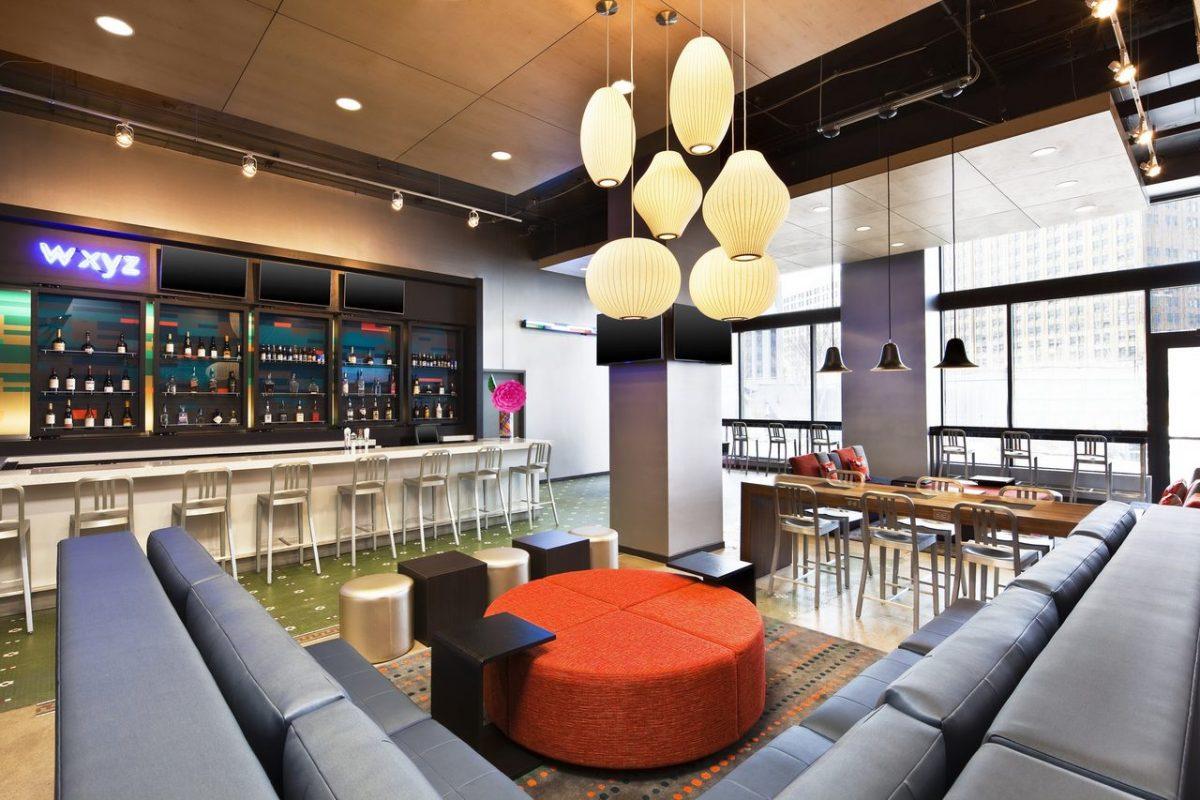 Aloft XYZ bar