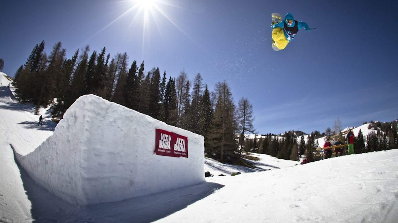 Alta Badia Snowpark