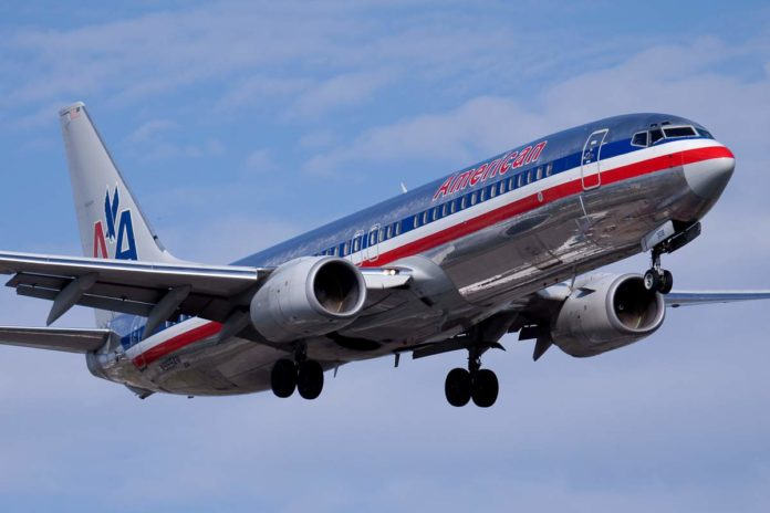American Airlines Boeing 737800