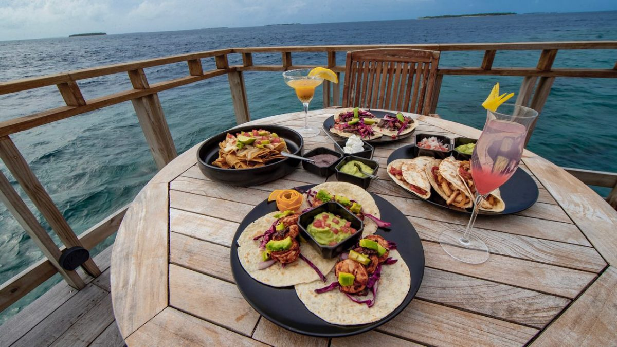 Delicious Mexican cuisine at Amigos at Farumathi
