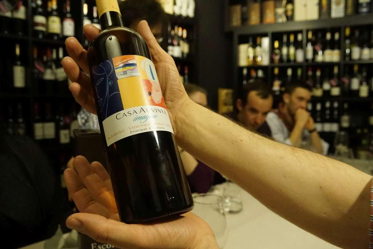 Andorra wine