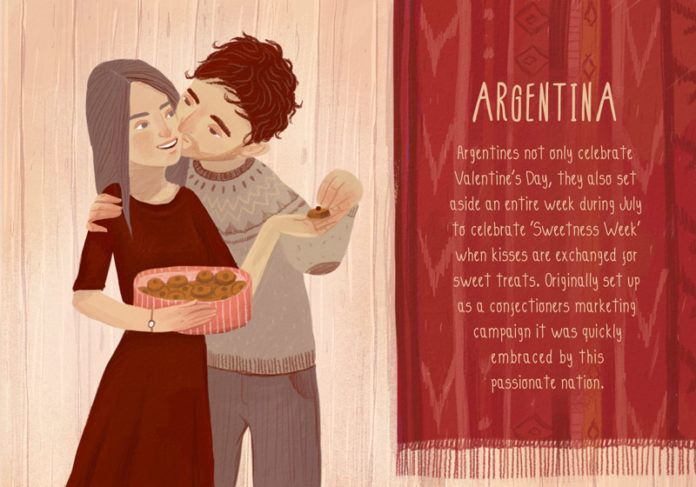 Valentine's Day Traditions from Around the World: Argentina