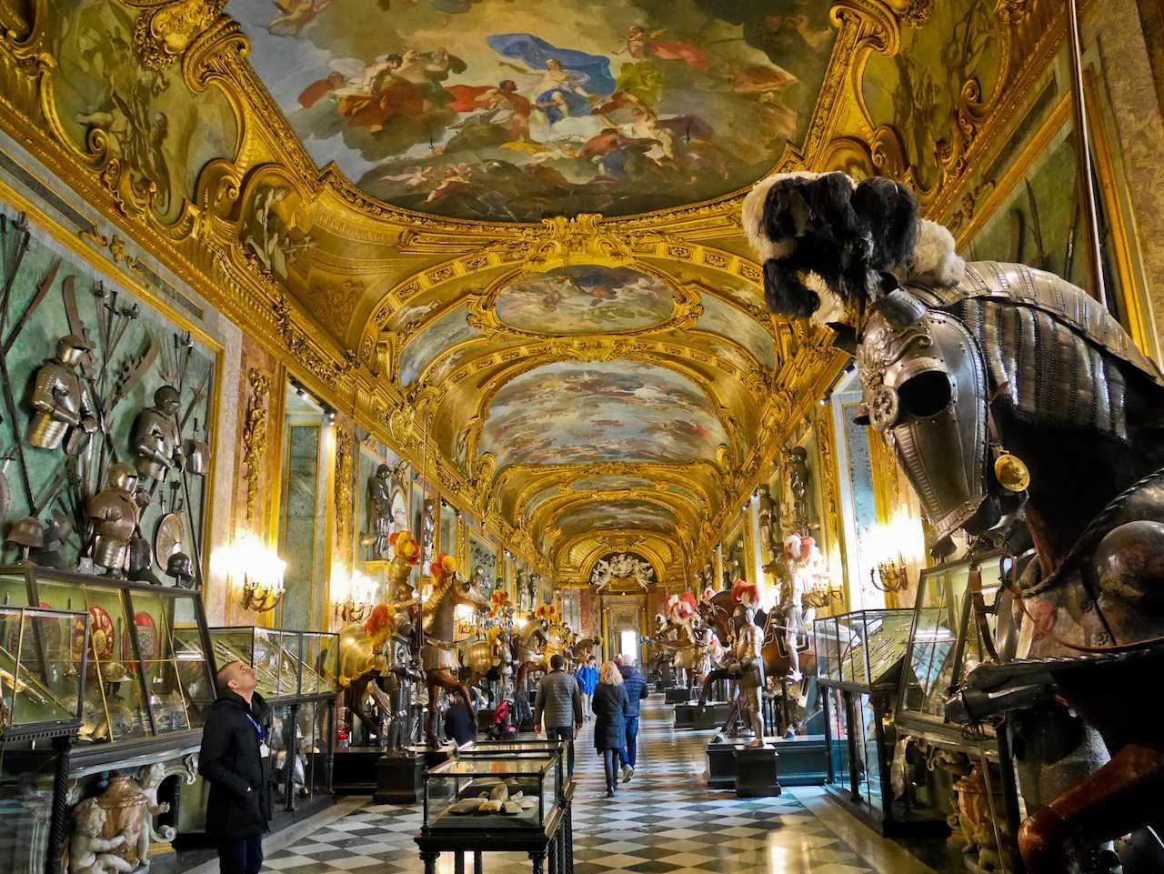 Armoury Palazzo Reale, Turin