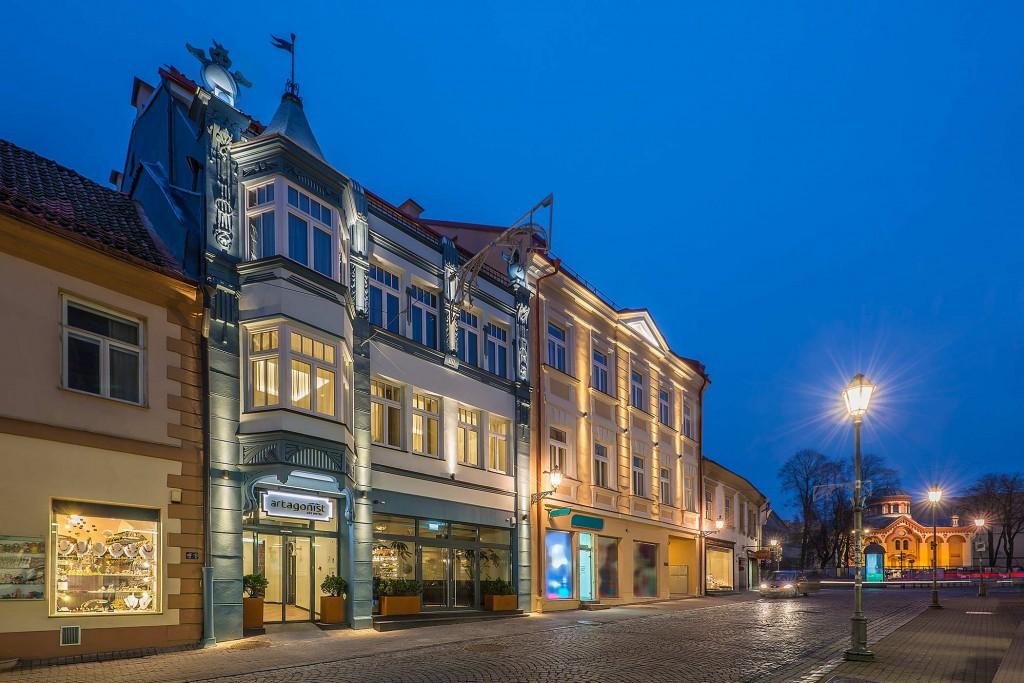 Artagonist Art Hotel Vilnius
