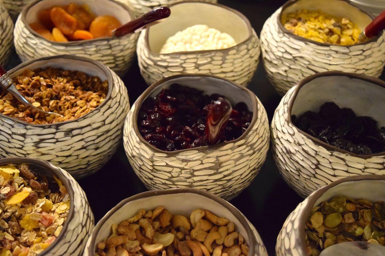 Artagonist Art Hotel - breakfast cereals