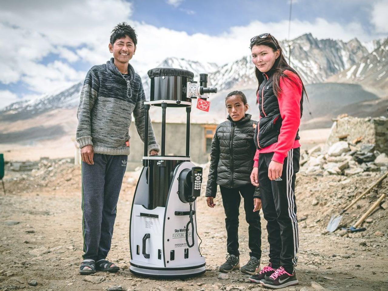 Astrostays in Ladakh