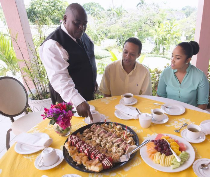 Bahamas people to people tea party