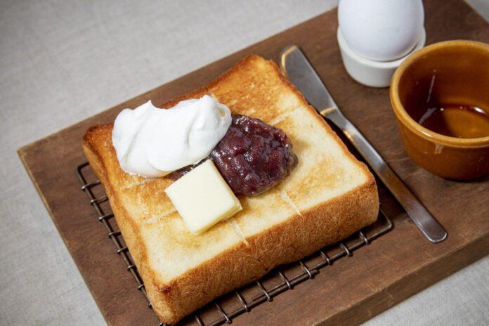 Ogura toast (TSUBAMEPAN)