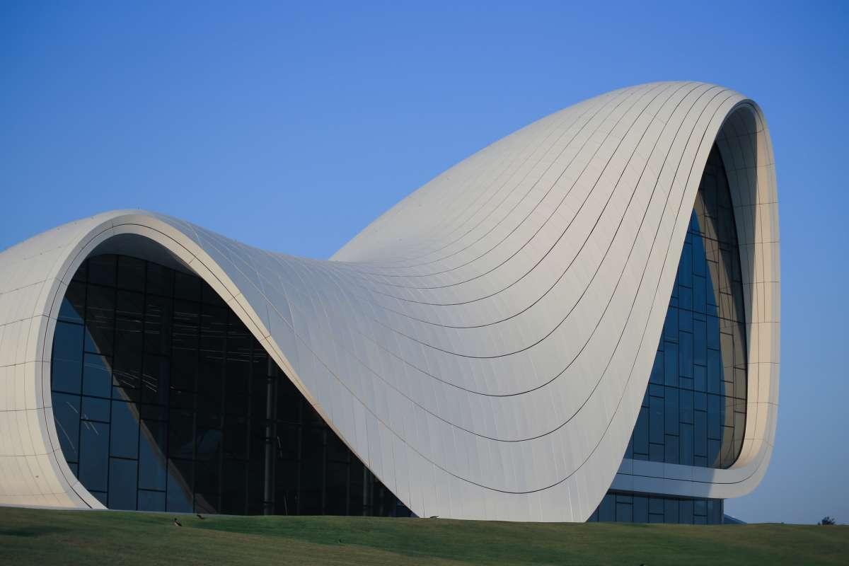 Haydar Aliyev Center, Baku