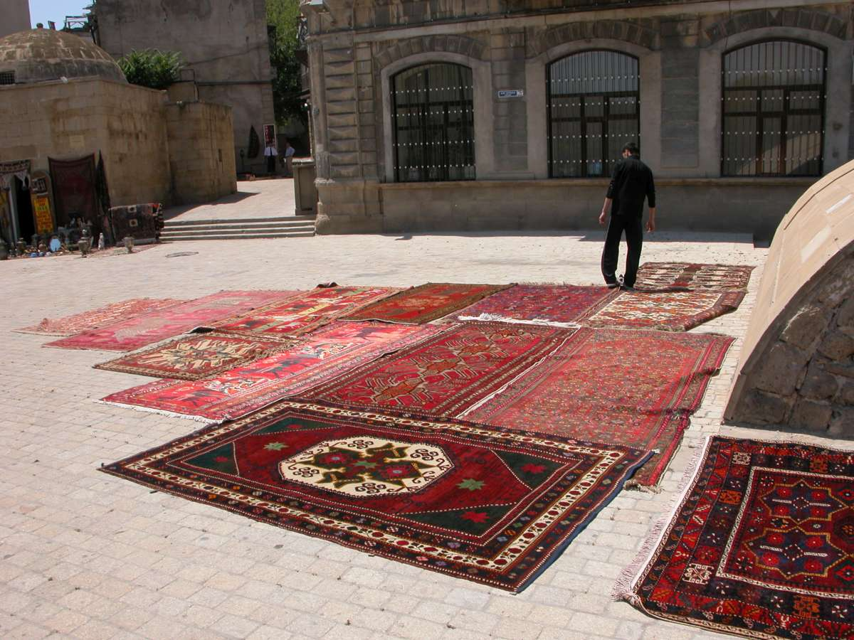 Baku carpets