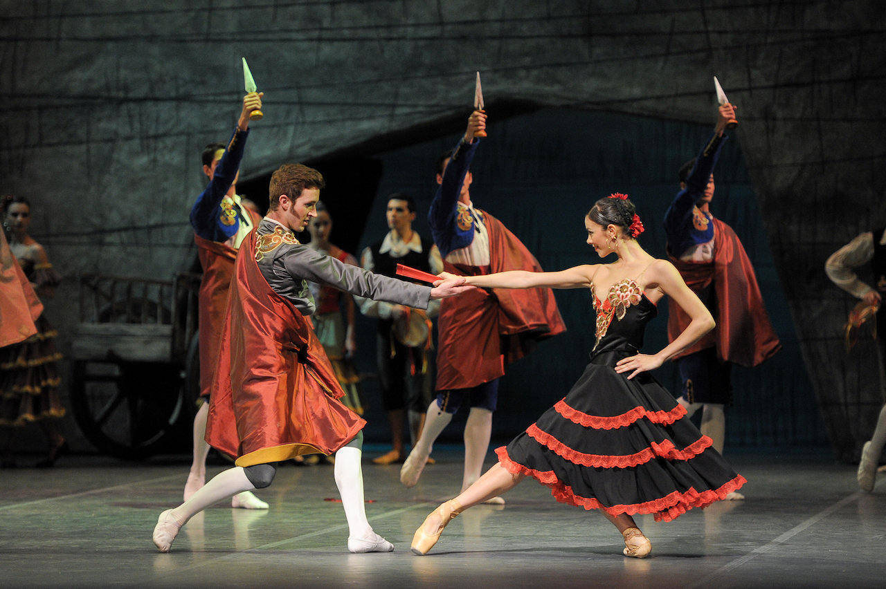 Ballet Nacional Sodre, Uruguay
