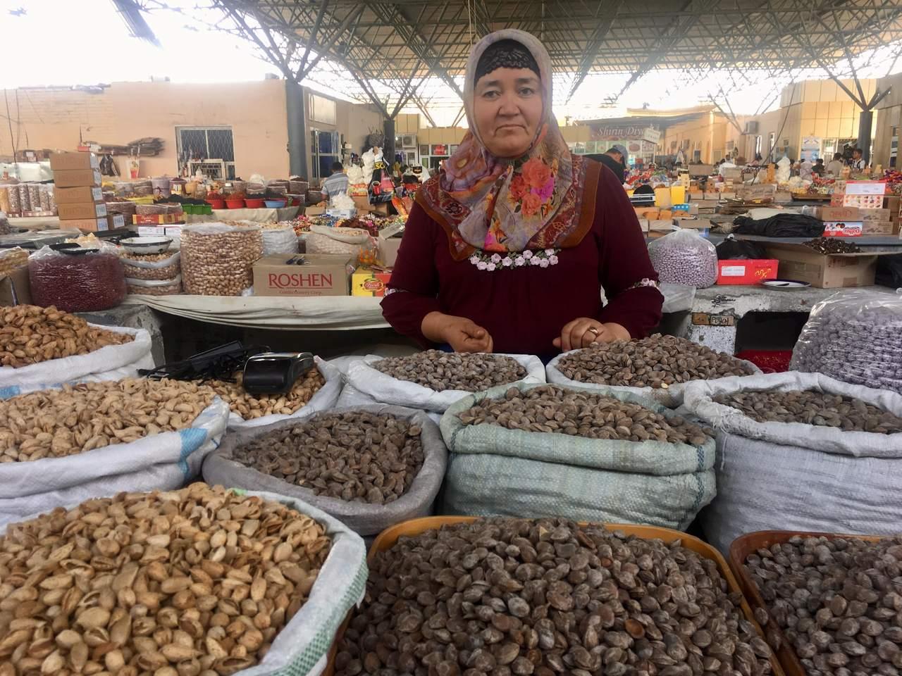 Navoi Bazaar