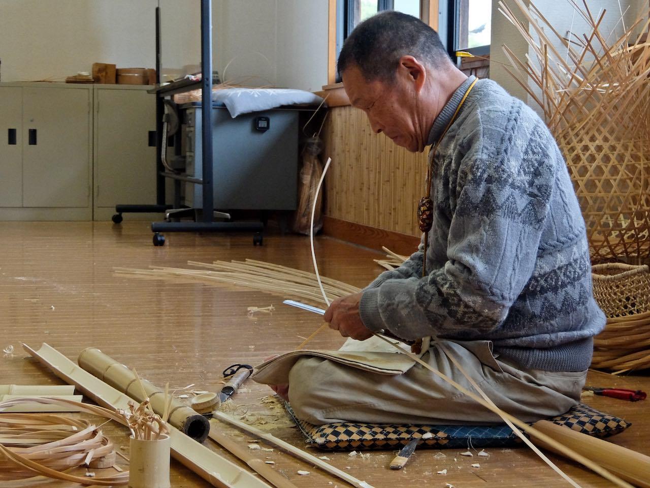 Beppu Bamboo Master