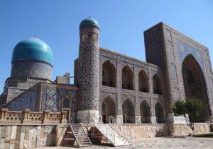 Bibi Hanim Mosque