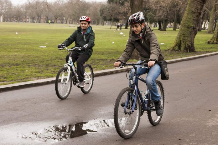 Bikeworks encourage inclusivity when it comes to cycling in London