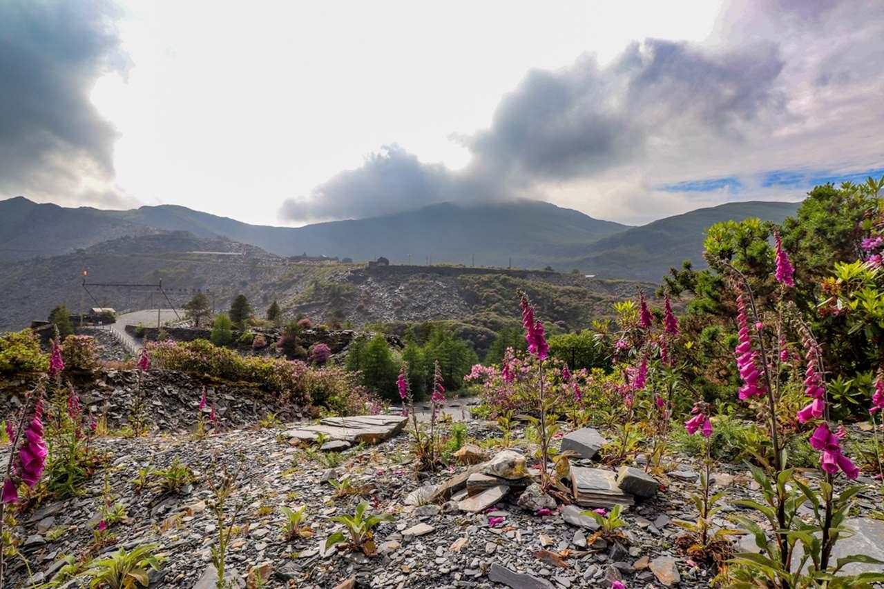 The Slate Landscape of Northwest Wales, UK