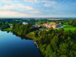 Blenheim Palace - Contribution to Heritage & Must Visit - Winner - aerial