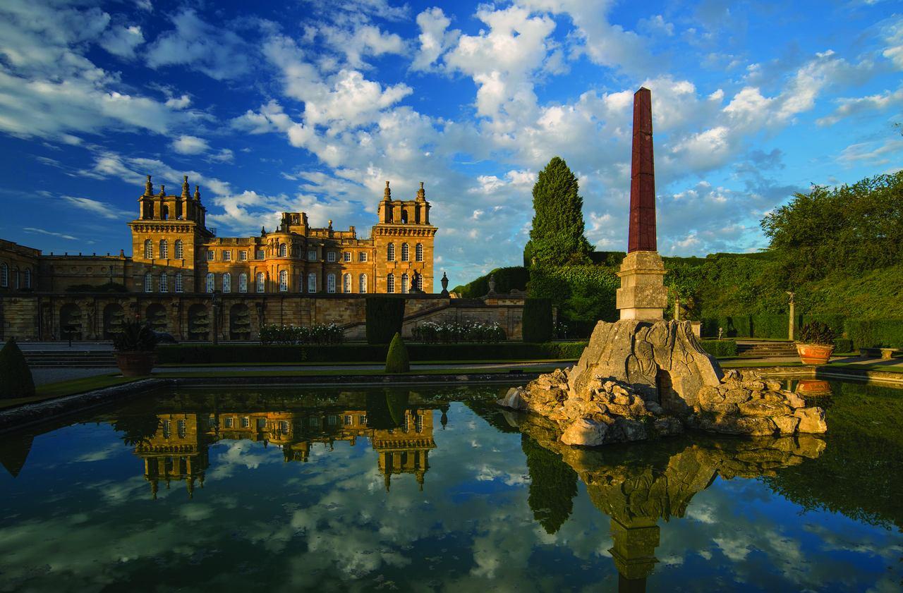Blenheim Palace, a must visit