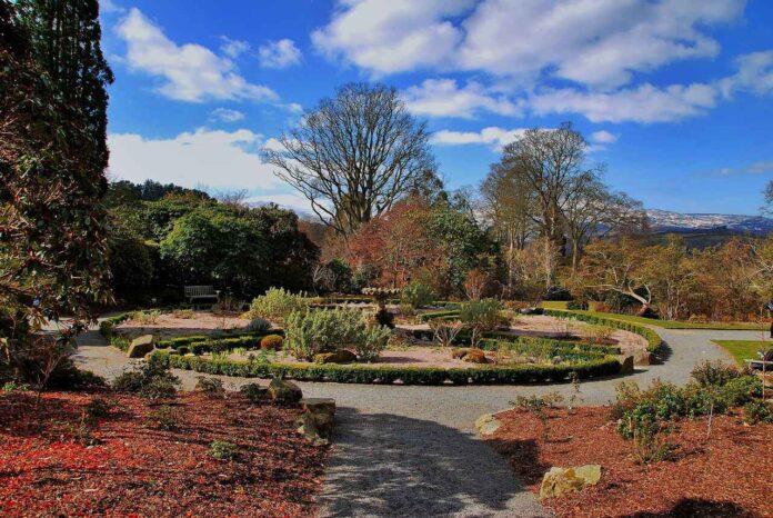 Bodnant Garden Autumn