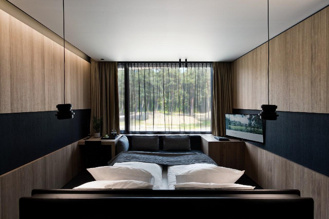 Hotel De La Butte hotel review: la butte aux bois, belgium