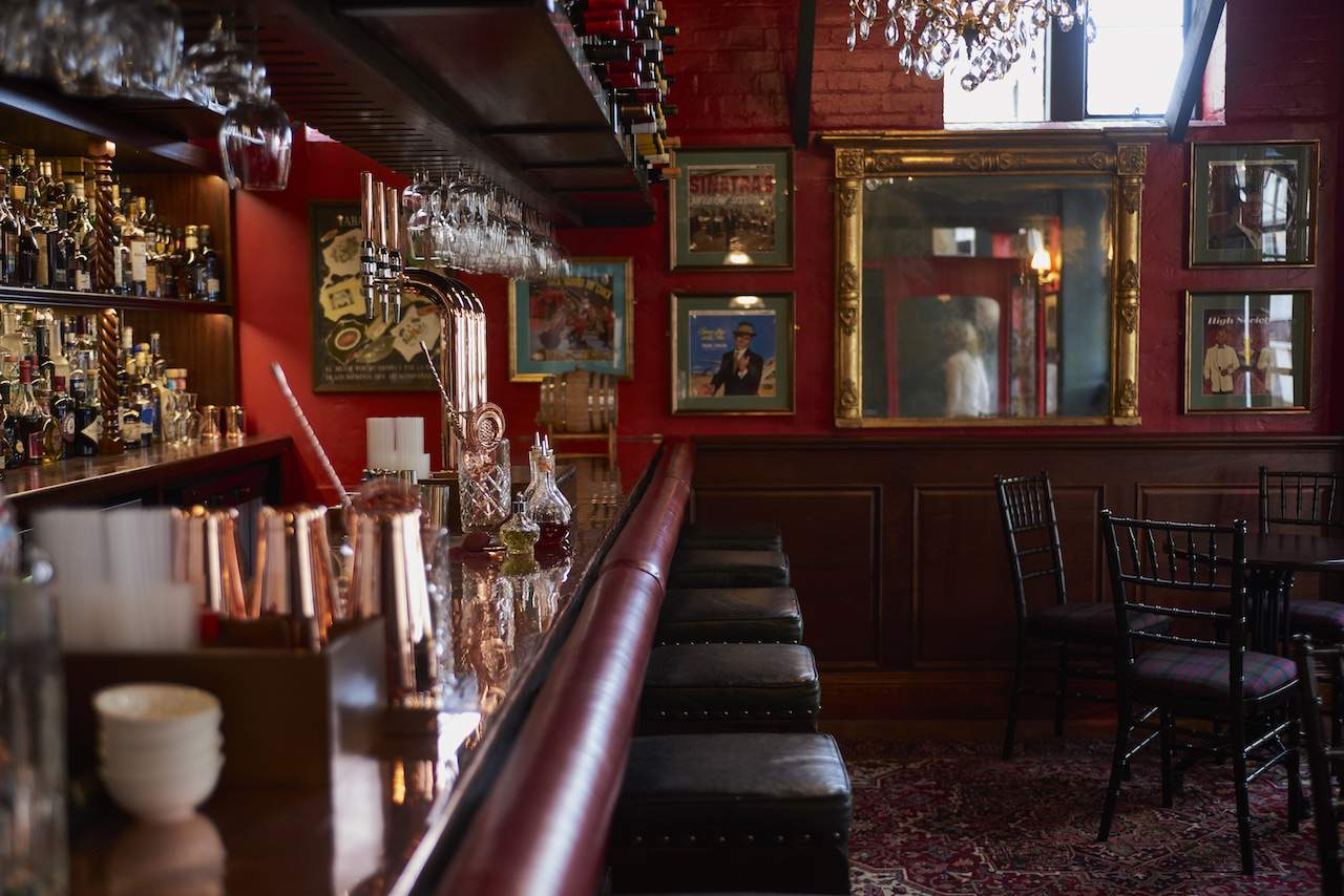 Boisdale of Mayfair Restaurant Interior