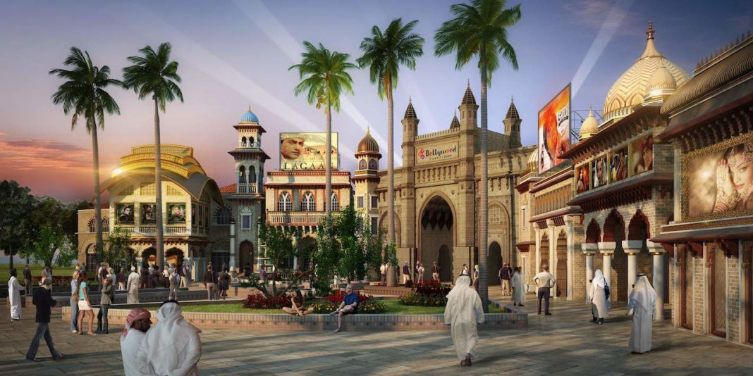 Bollywood at Dubai Parks and Resorts
